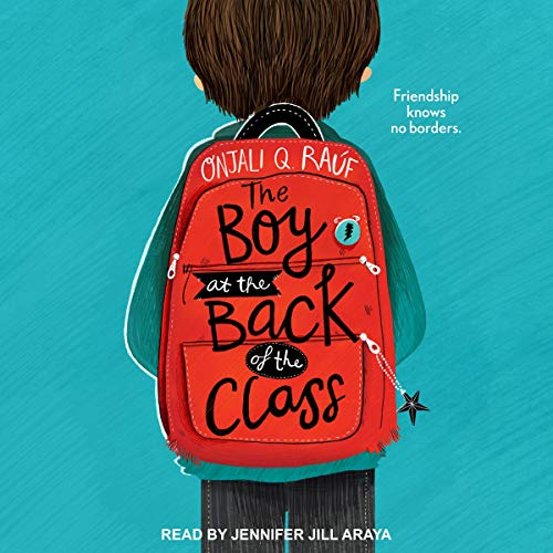 The-Boy-at-the-Back-of-the-Class-Audiobook