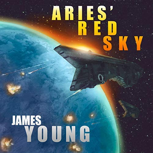 Aries Red Sky